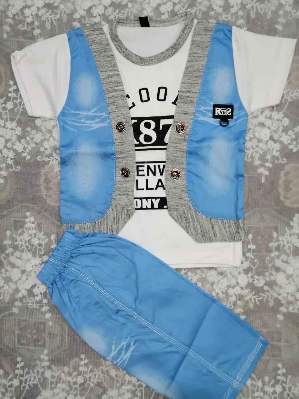 Baby Boy Summer Clothes Set Best Collection For Kids