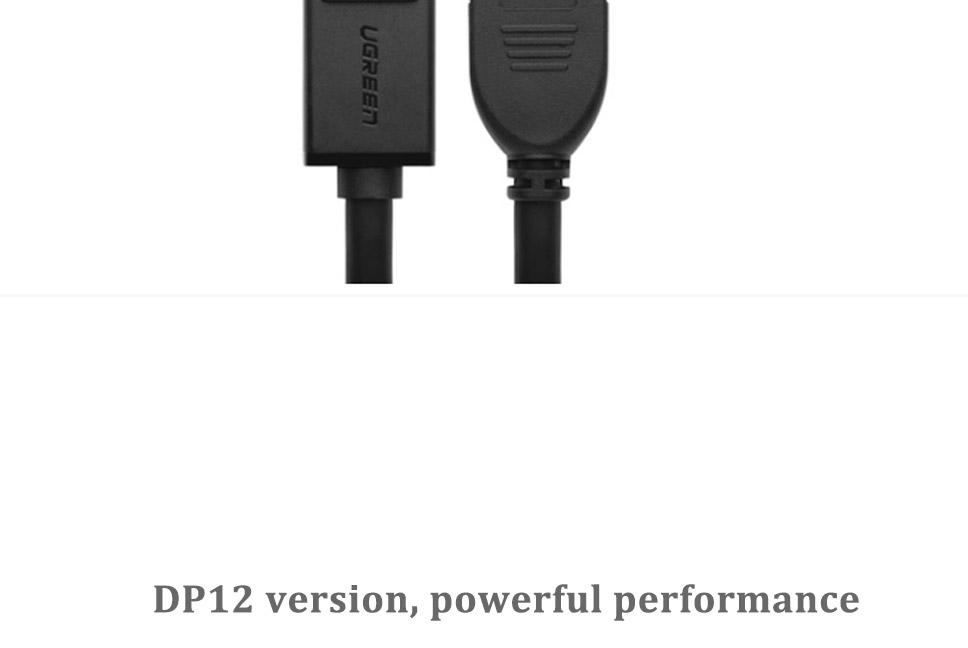 ... feature 3: displayport cable