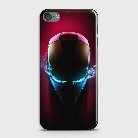 ... iPod Touch 6 Cover SkinLee HQ Hard Case Iron Man Endgame Avenge The Fallen