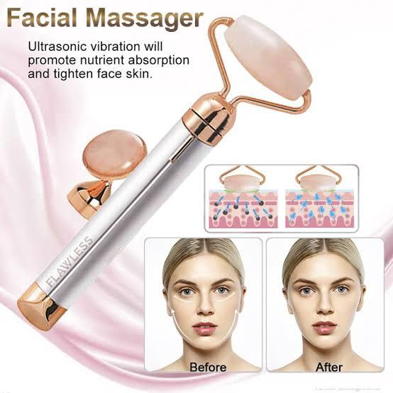 Finishing Touch Flawless Contour Facial Roller and Massager: Buy Online at  Best Prices in Pakistan | Daraz.pk
