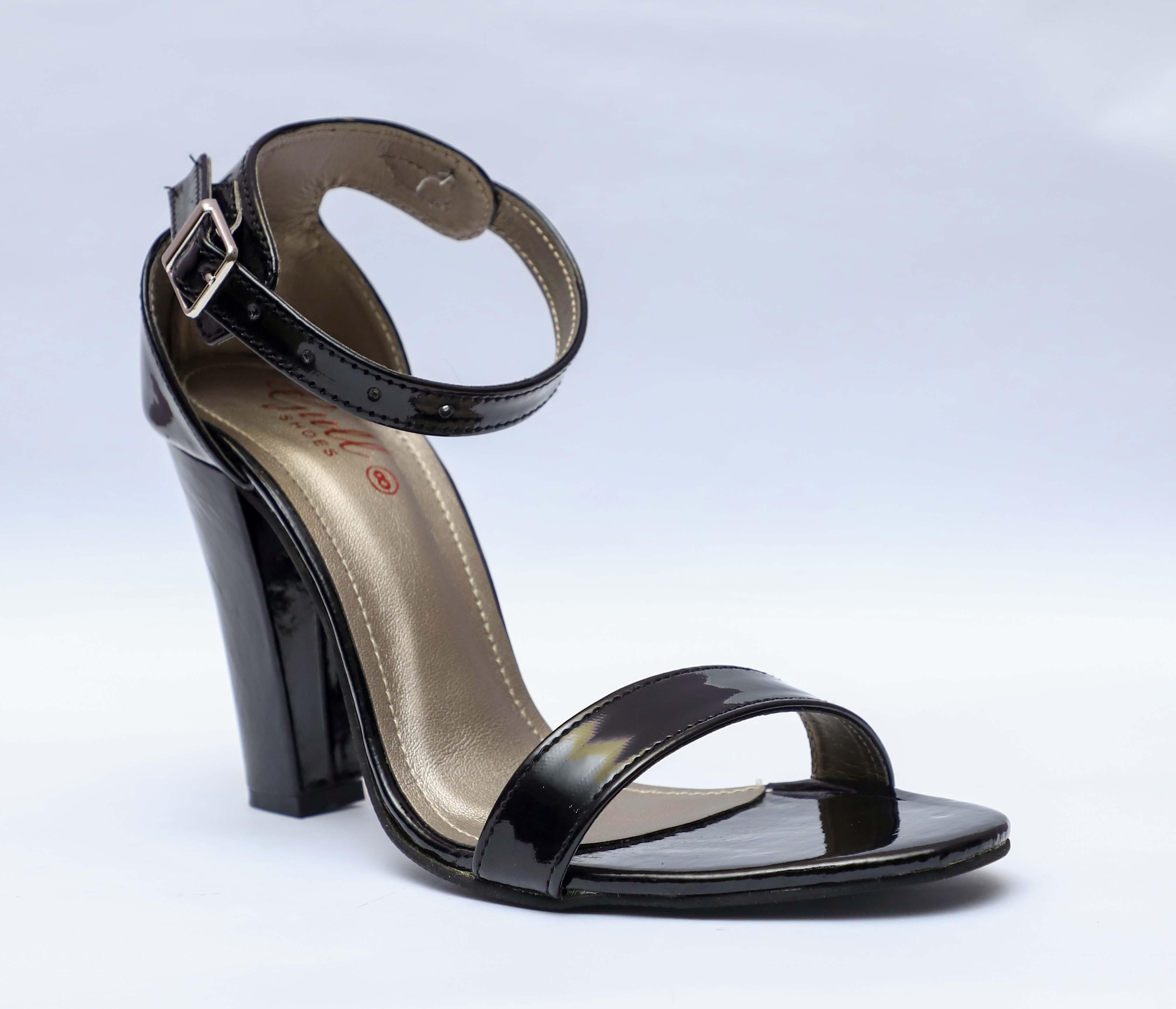 Women Heel Shoes Fancy Sandal For women Elegant Design Block  Heel Shoes