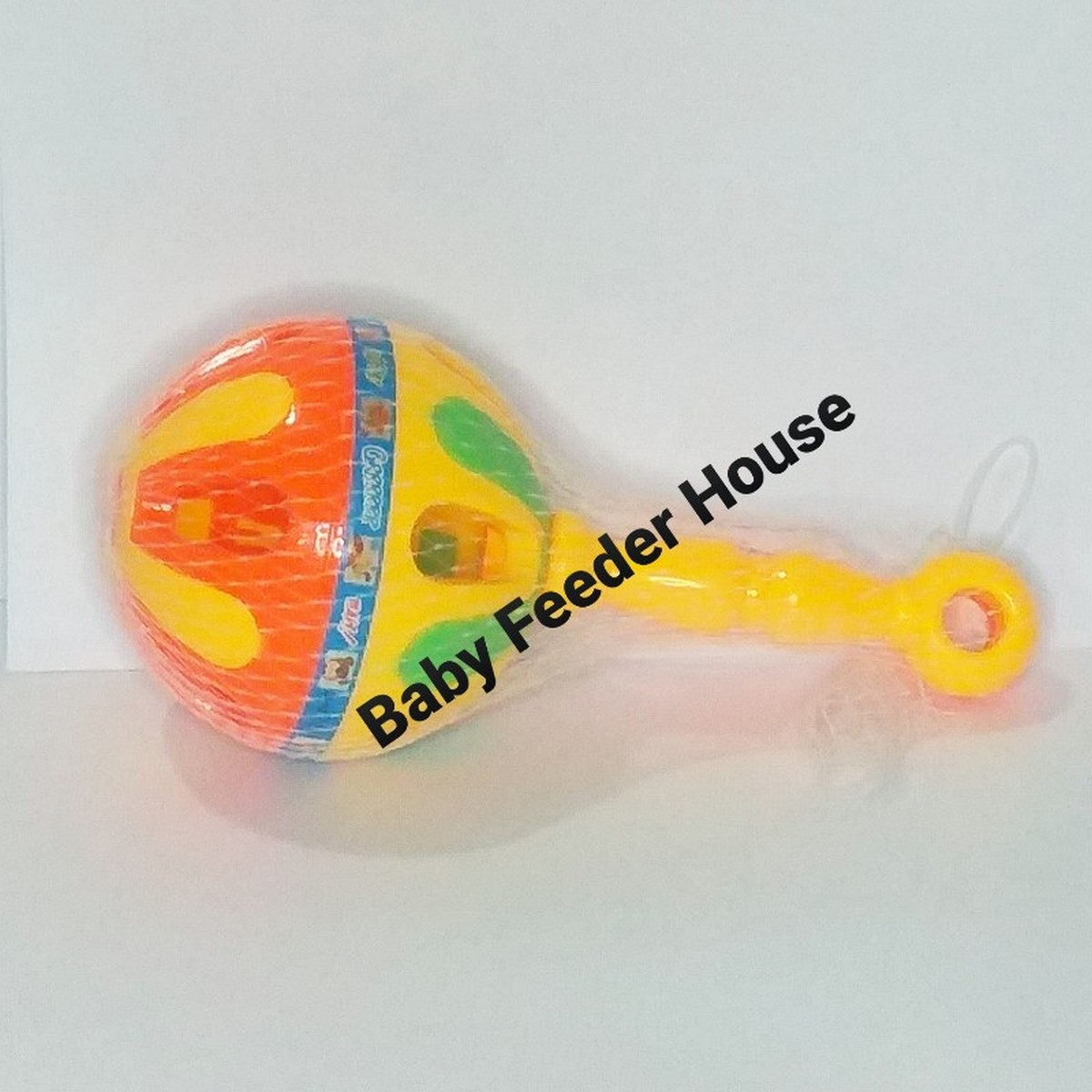 Pack Of 2 Rattle Play Set For Kids
