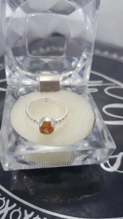Stone Ring For Ladies