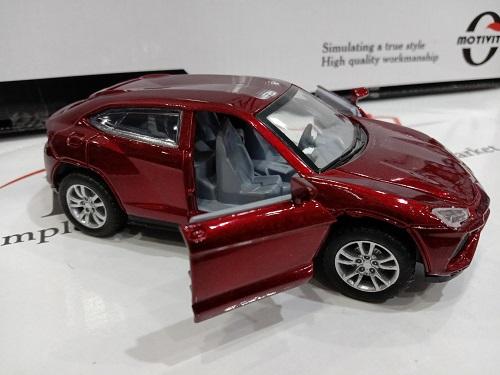 Metal Car Model Diecast (RANGE ROVER)