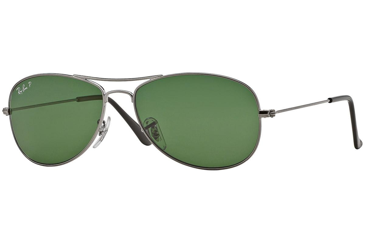 ca689fe08ba7c Ray-Ban Cockpit RB 3362 004 58 59.14 3P Sunglasses