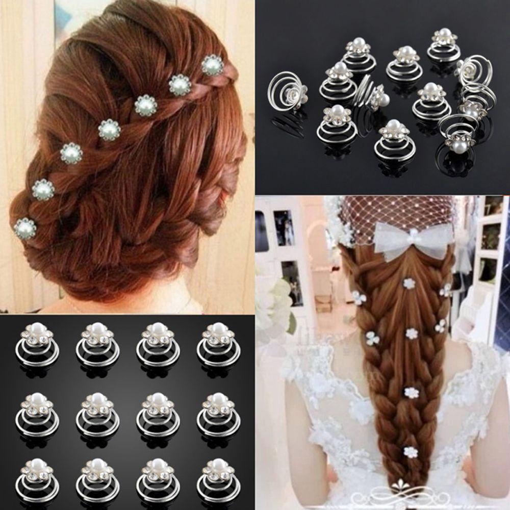 10 Pcs Hot Hair Styling Tools Wedding Hair Pins