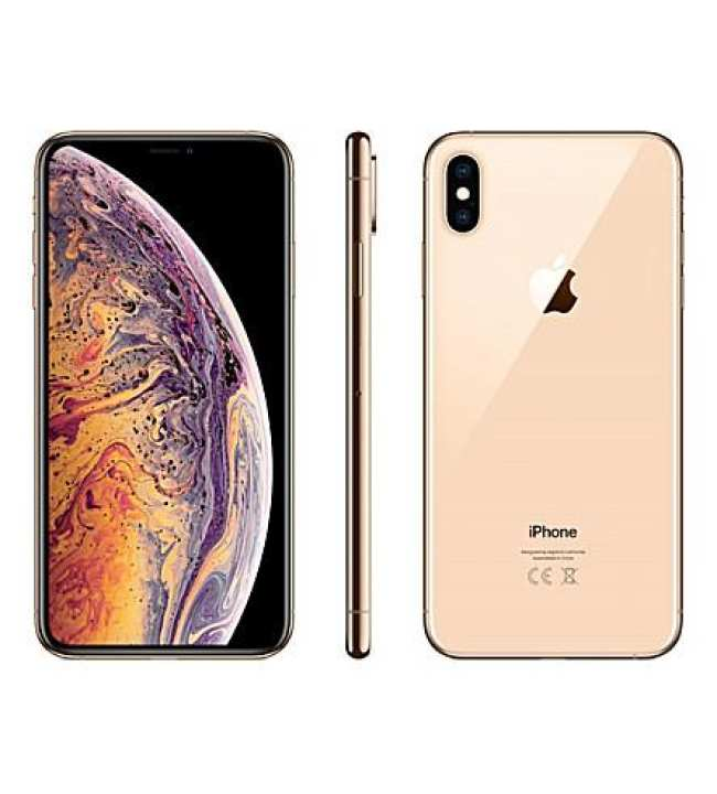 Apple iPhone XS Max - QHD+ Notch Display - Face ID - Dual sim (HK) With FaceTime PTA APPROVED