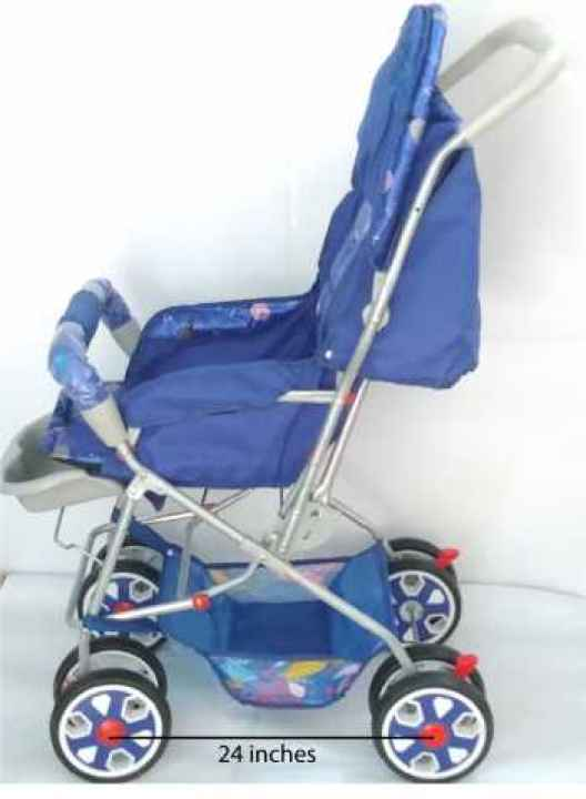 High Quality Baby Stroller with Covering Shade