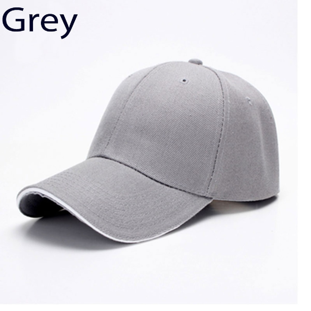 Baseball Adults P Caps With Curved Brim For Men Hats for Unisex With Adjustable Buckle