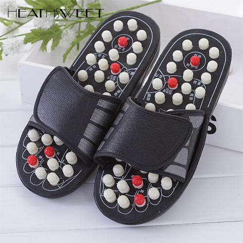 Relax-sit Reflexology Sandals for  Women Massage Slippers Shoes - 1 Pair,This foot massage reflexology Sandals counts with nodules that apply pressure on specific points on your feet to provide a great massage while relaxing you.