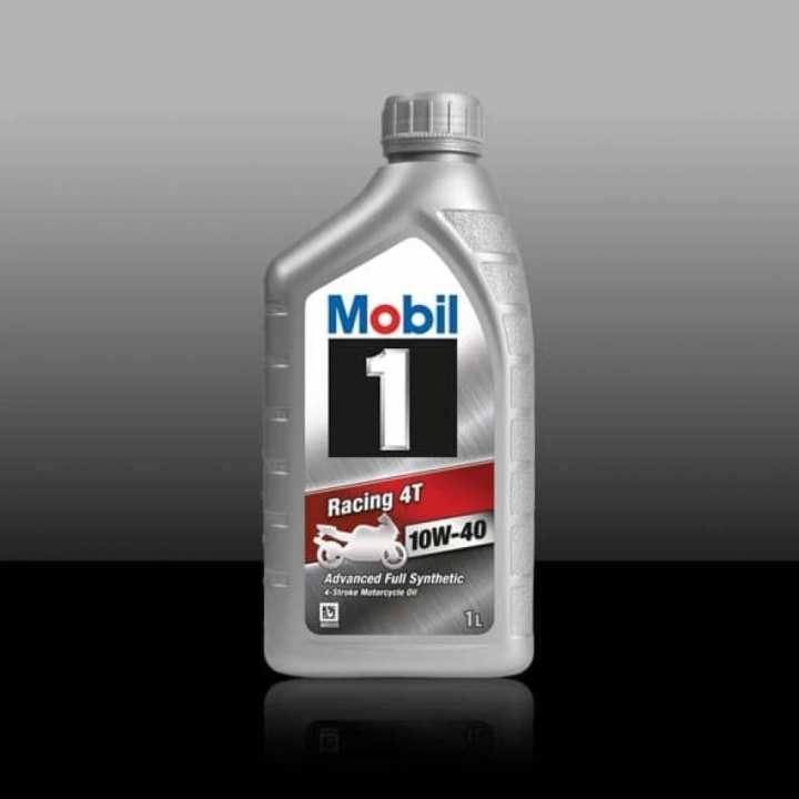 Mobil 1 Racing  10W-40 Fully Synthetic 1 LTR (EXXON MOBIL Singapore)