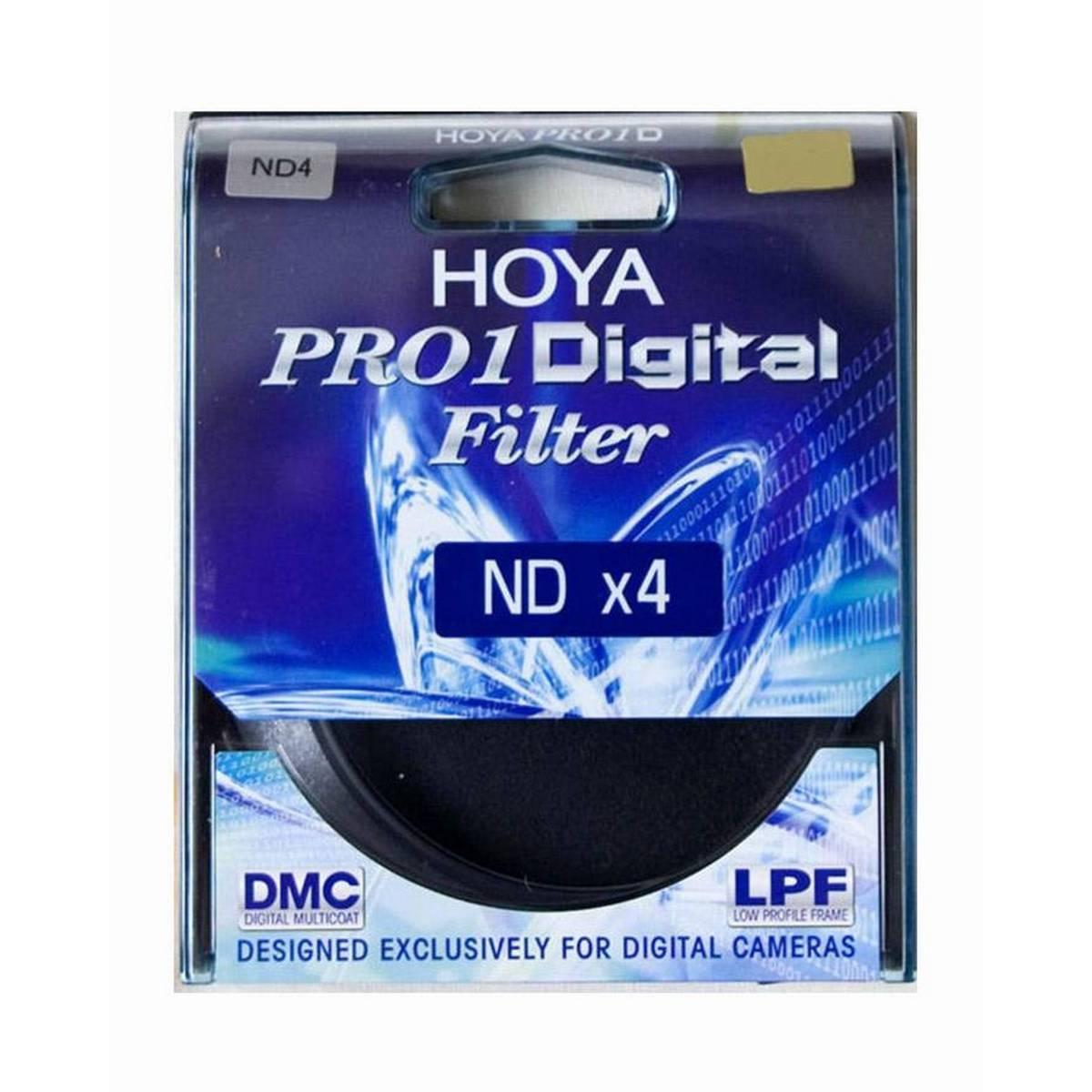 Lens Filter Hoya ND 4 82mm Pro1 Digital Multi-coated Filter