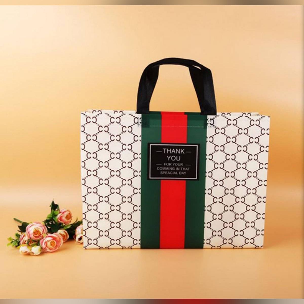 Shopping Bag Reusable Grocery Shopper Tote Bag-Ali Designers