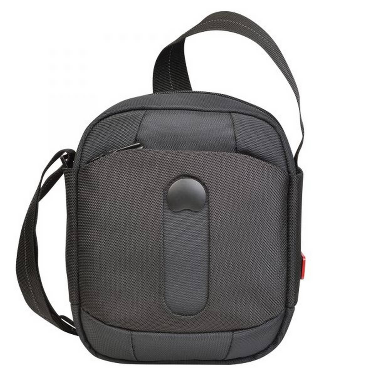 BELLECOUR 1 Compartment Mini Shoulder Bag - Black