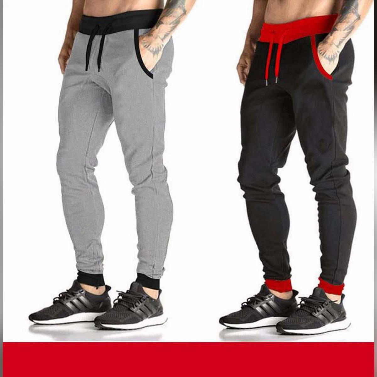 Pack Of 2 Printed Style Trouser Men Pajamas