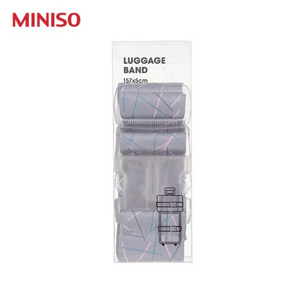 Luggage Case Strap (Grey)