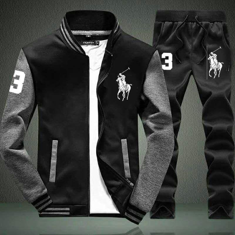 Baseball Casual Style Track Suit