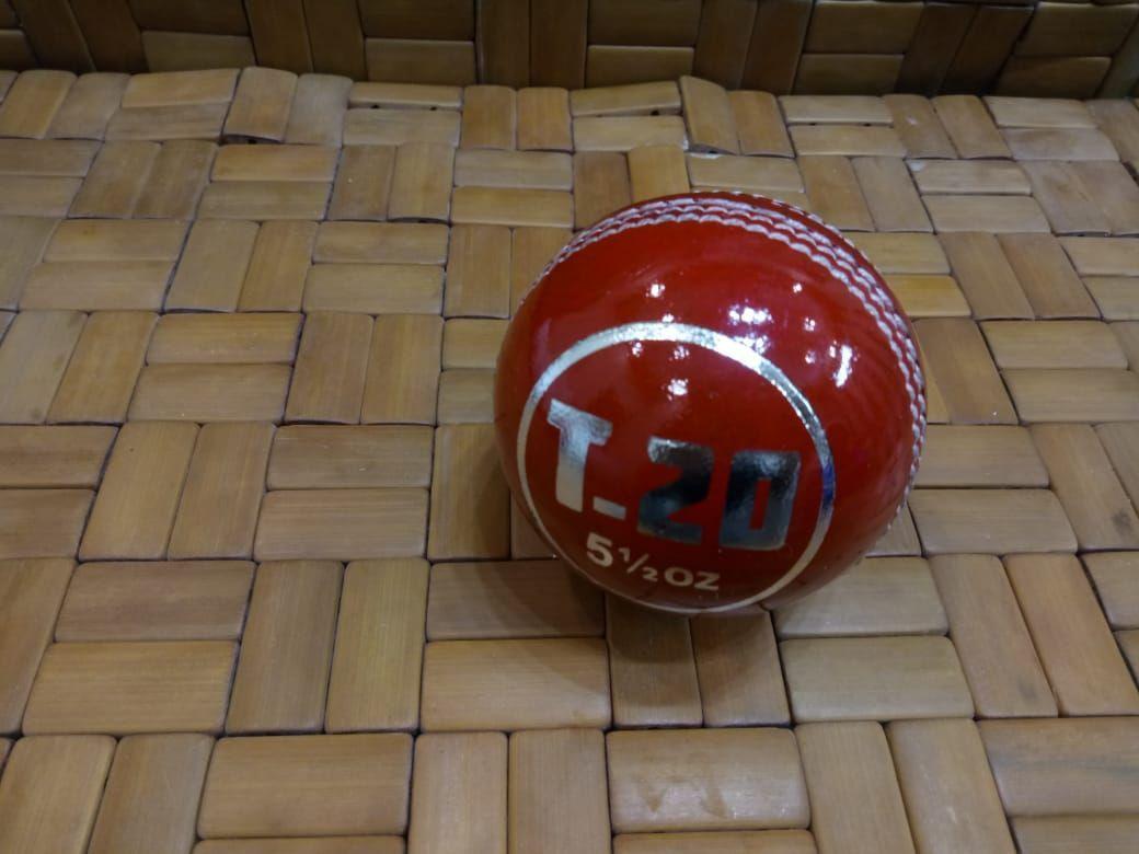T-20 Cricket Hard Ball 1 piece