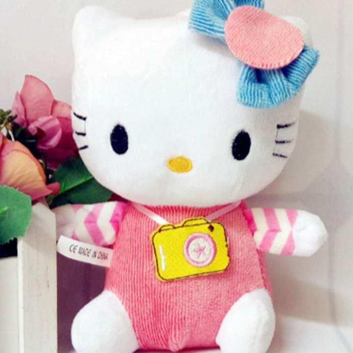 Cute cat camera Doll Children gift Creative Toy Education Development