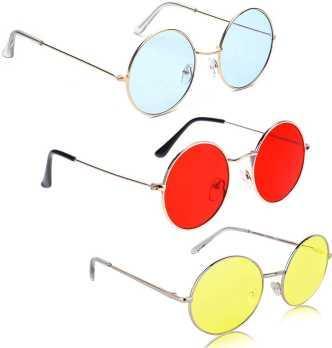High Quality Stylish Sun Glasses Round Shape