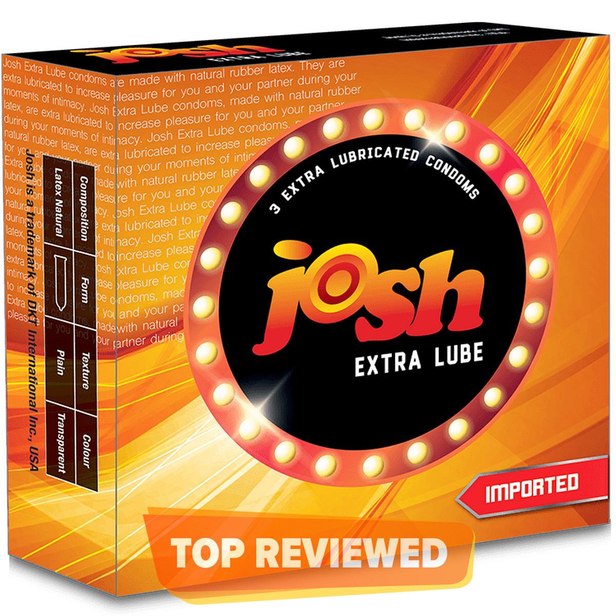 Josh Extra Lube 3s