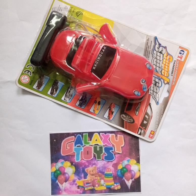 Mini remote control car set for kids