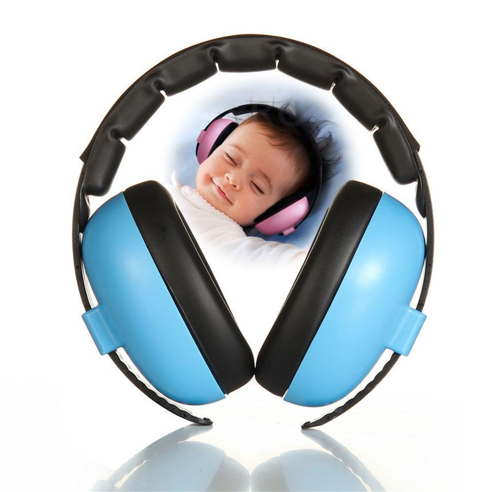 Baby Noise Cancelling HeadPhones,Baby Headphones Noise Reduction 30DB Noise  Cancelling Hearing Protection Safety Earmuffs for Sleeping Studying