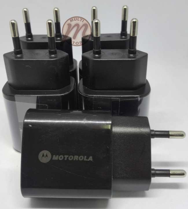 Genuine MOTOROLA USB Quick Charging Adapter WALL CHARGER