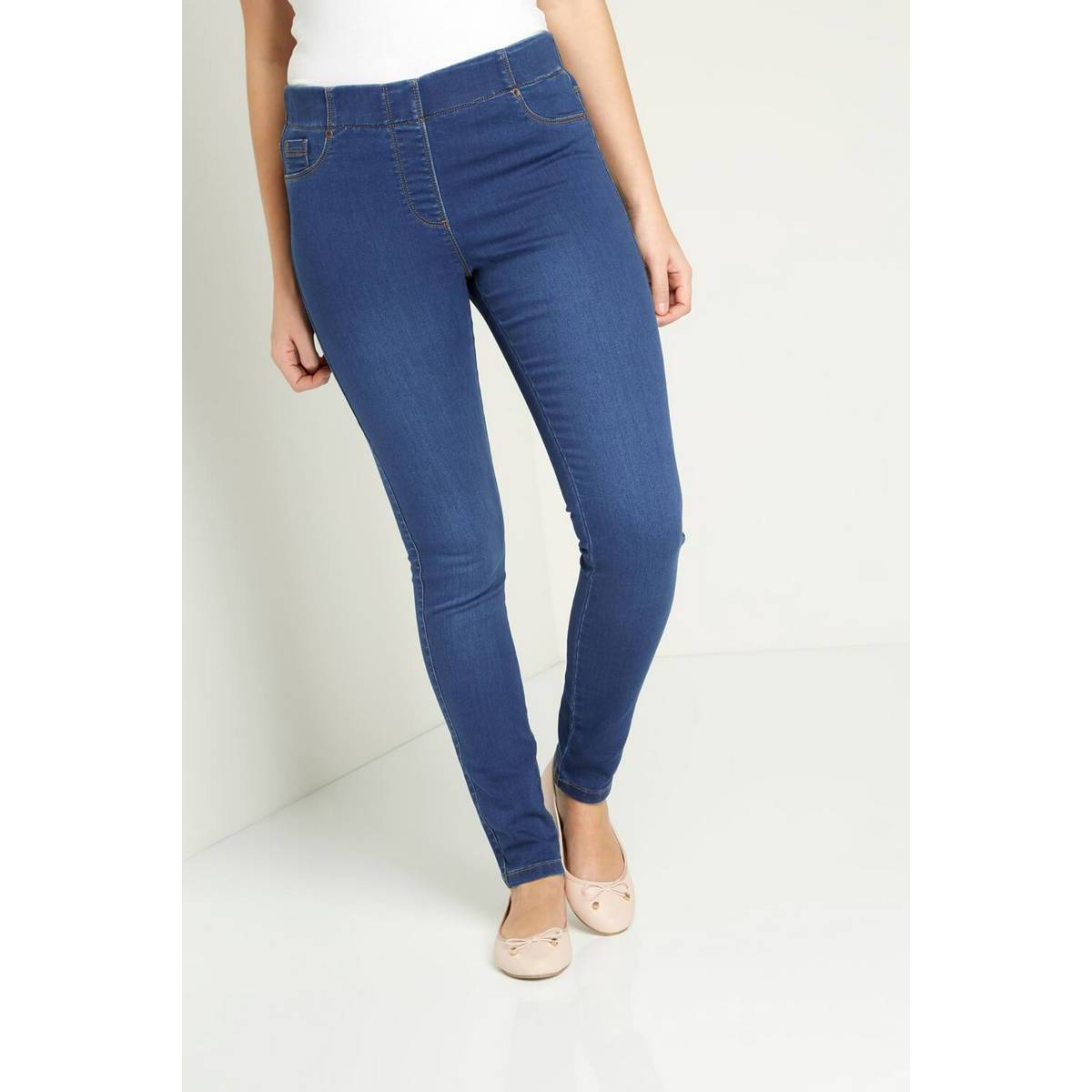 Pull on jeggings for ladies