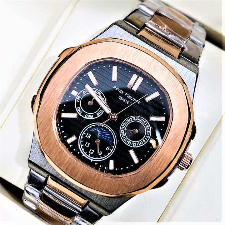 Patek Phillipe Geneve Branded Watch For Men