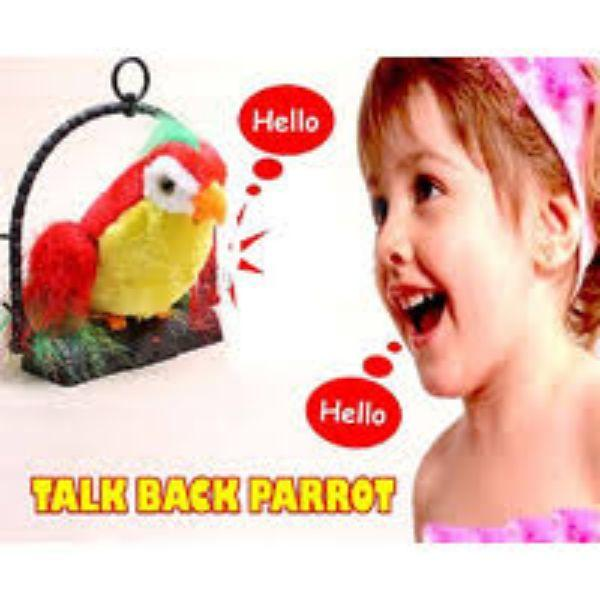 Talk Back Talking Toy Parrot /gifts/ baby toys /kids toys /birthday gifts