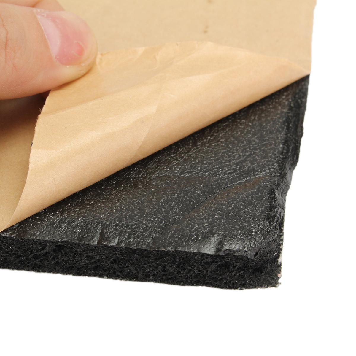 12x Carvan Glass Fibre Sound Proofing Deadening Insulation