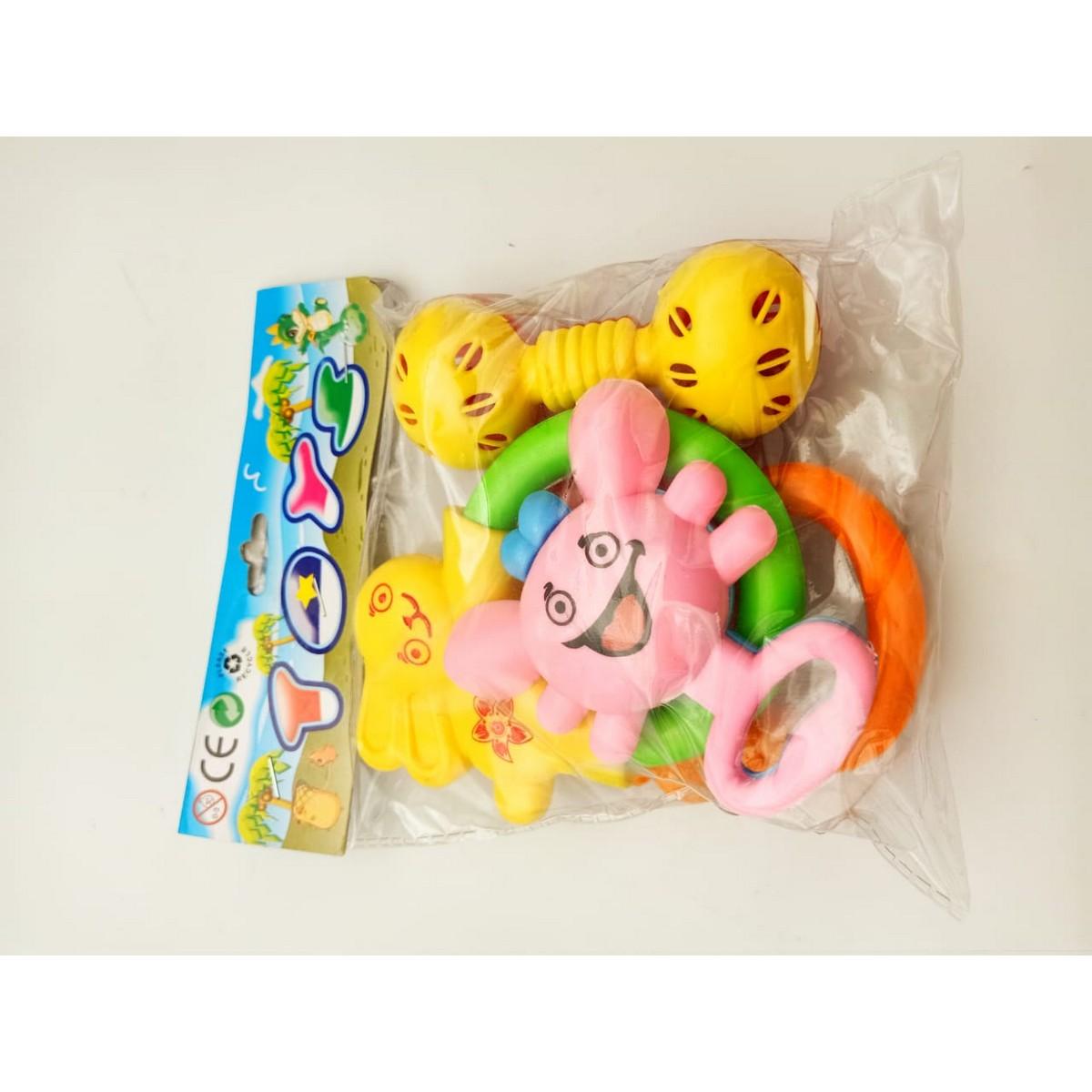 Baby Rattle Toys For New Born Baby Chunchuna