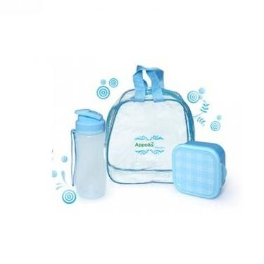 Water Bottle And Lunch Box Set - Gift Box