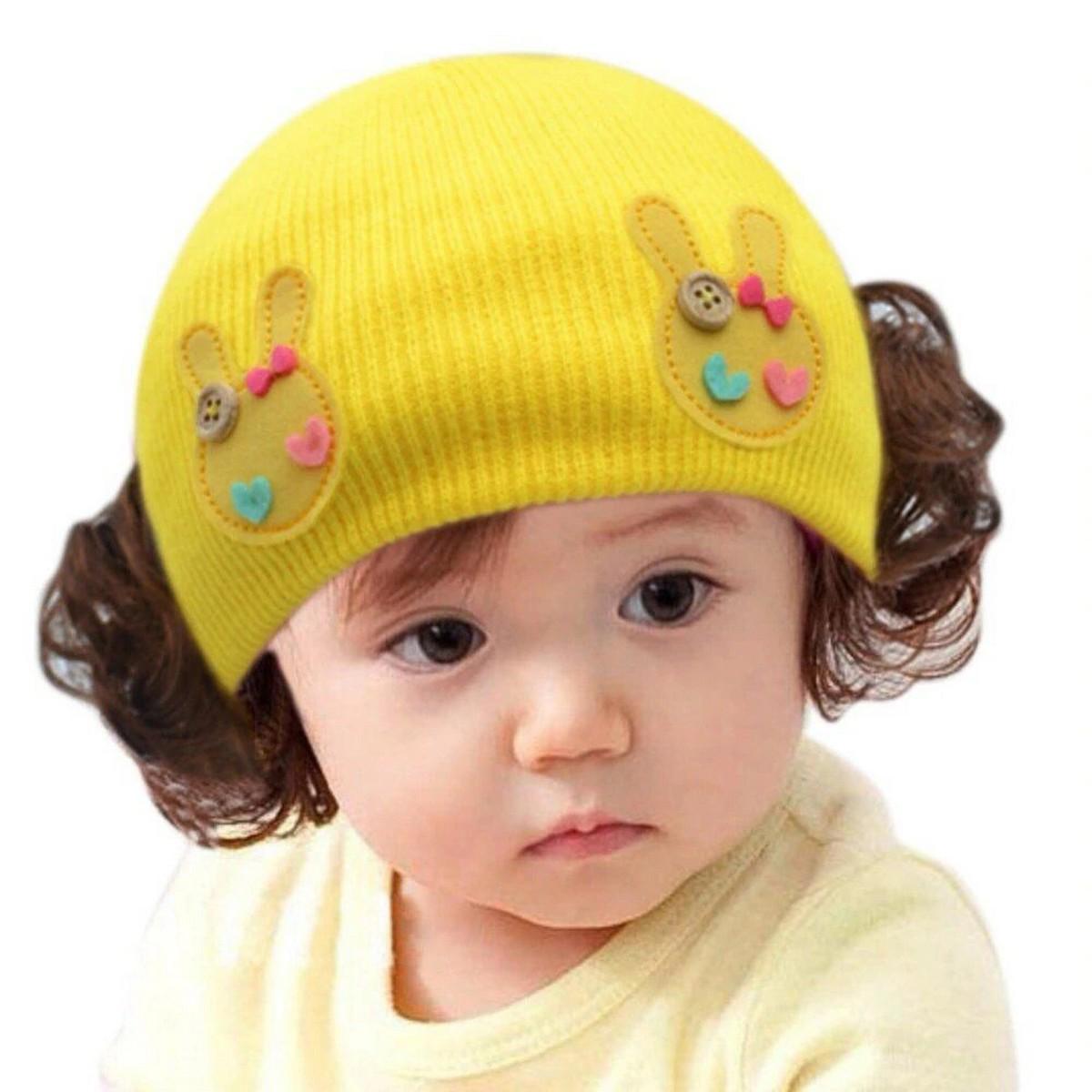 Little Kiddy Knitted Winter Hat for Unisex Warm Cap