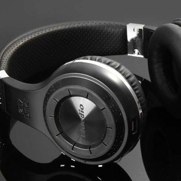 Bluedio Bluetooth Headset H+