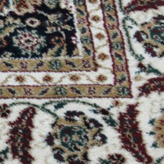 Traditional Rug 5*8 - Red and White