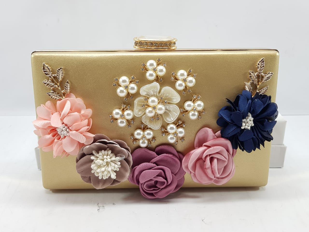 Luxury Bridal Bag Banquet Party Evening Bag - Clutches Ladies Wedding Hand  Bag - Purse 58445e50fc40e