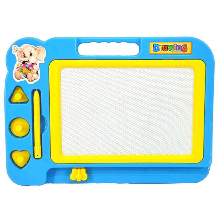 Magnetic Kids Drawing Board Children Preschool Tablet Toys Writing Painting Graffiti Board (Multicolor)