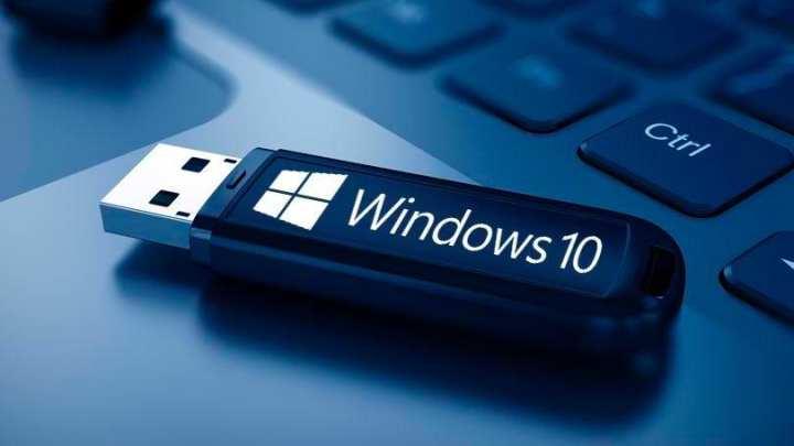 Windows 10 Bootable USB Pre Activated 32/64 Bit - 16GB HP Bootable USB - Windows 10 / 2019 Update