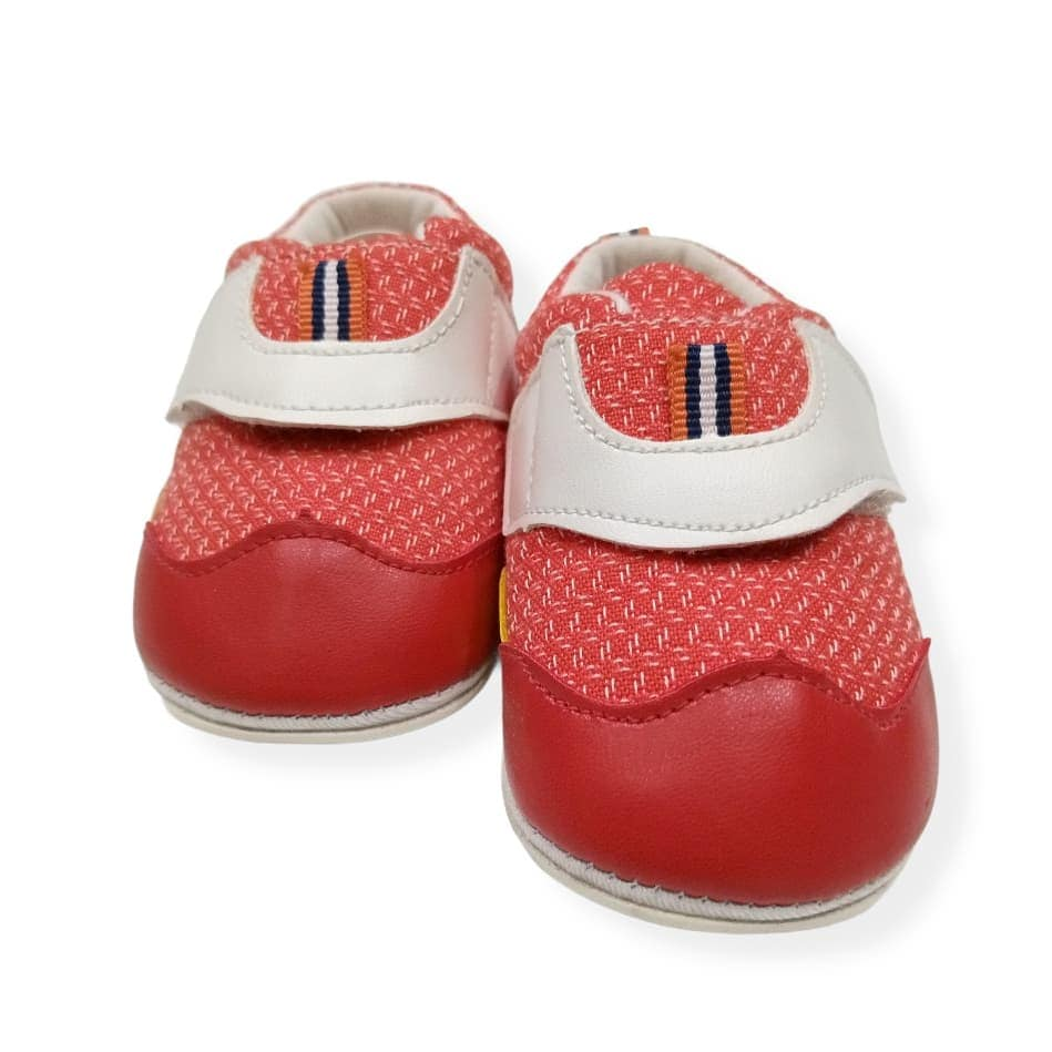 Imported Cloth Pre-walker Shoes for Infants