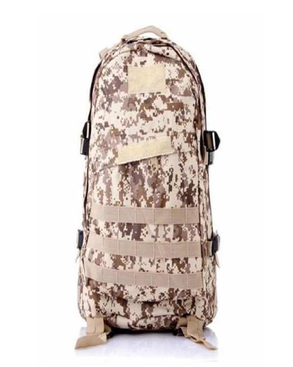 Waterproof Travel Military Backpack for Men