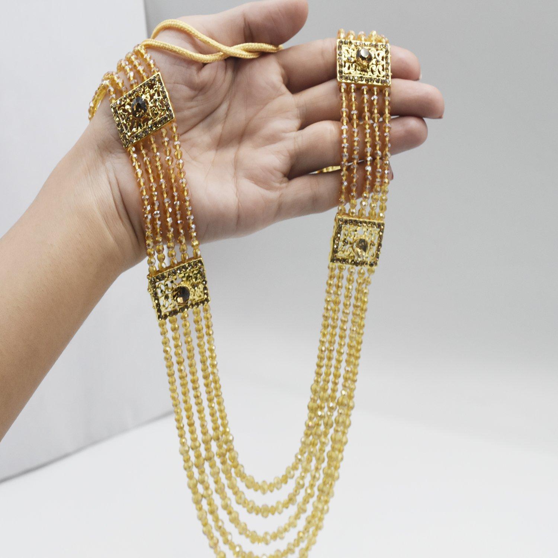 Golden Mala Fashionable Design For Women