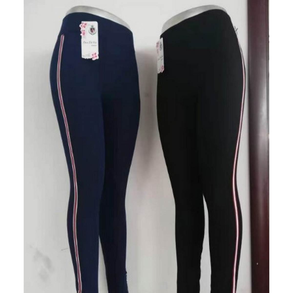 High Quality Stretchable Gym Tights Jogging Exercise Trousers for Girls Ladies