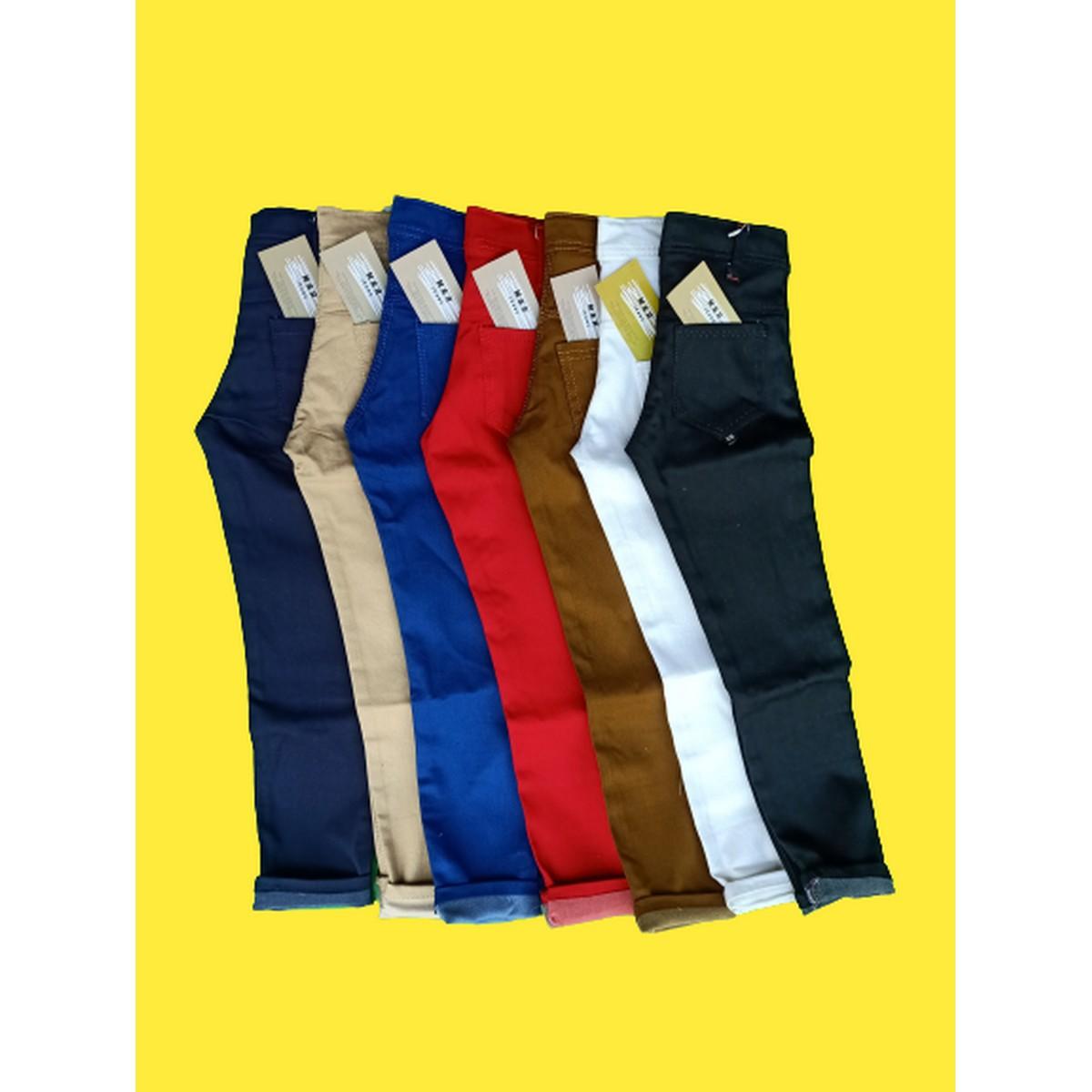 Plain Kids Jeans 7 colors