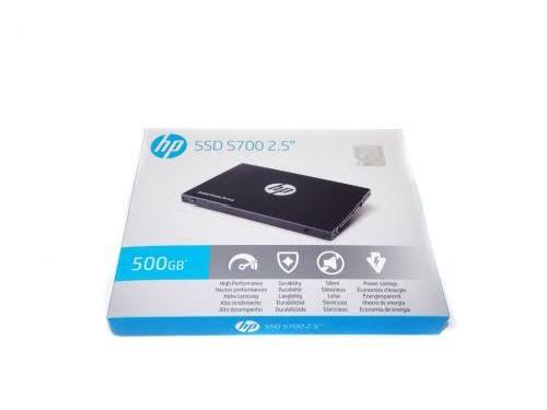 HP S700 500GB Solid State Drive