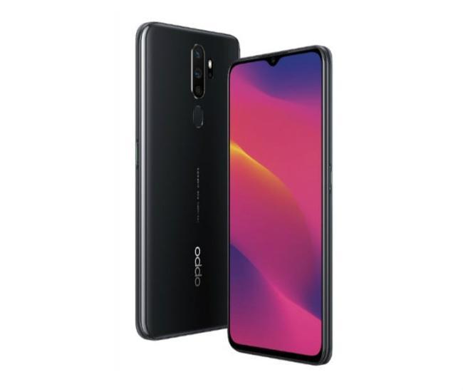 Oppo A5 2020 Mobile Phone - 6.5 FHD Display - 4GB RAM - 128GB ROM - Fingerprint Sensor