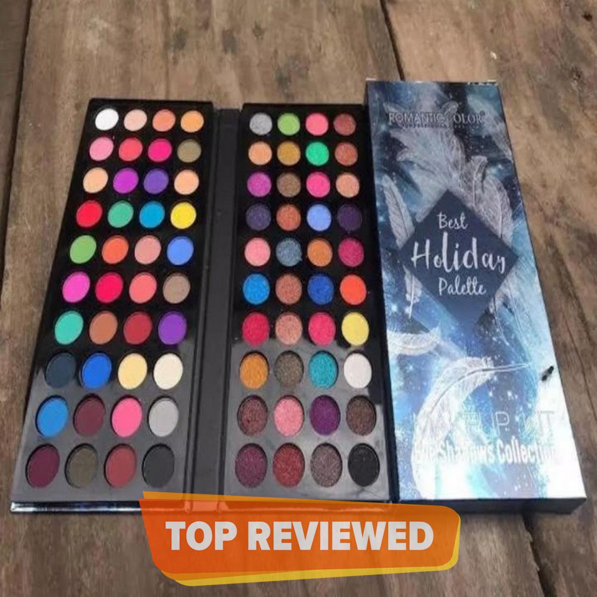 Romantic Eyeshadow palette 2in1