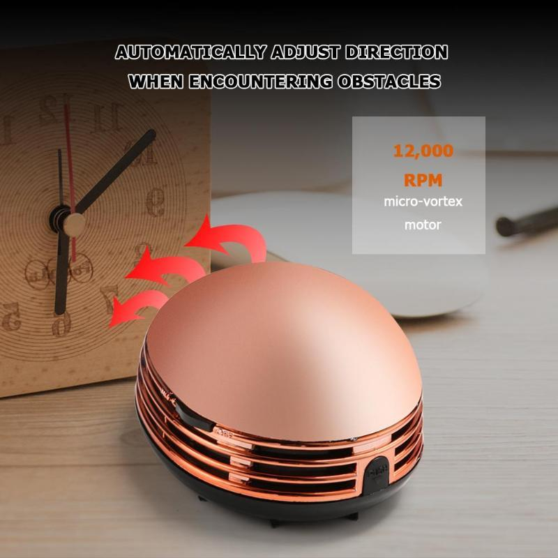 Mini Potable Vacuum Desk Table Dust Keyboard Dust Vacuum Cleaner Sweeper  Unique Small Vacuum for Home Office