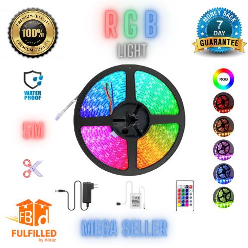 Rgb - Rgb led strip lights  - Rgb Color Changing Led Strip Light - Rgb Gaming lights - Rgb color lights -  RGB disco lights